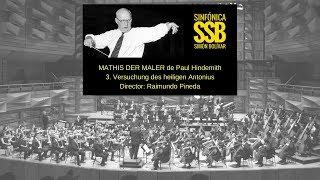 Sinfonia Mathis der Maler. Paul Hindemith. 3.Versuchung des heiligen Antonius