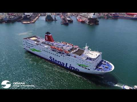 Stena Europe Life Extension Project