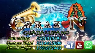 Corazón Guadalupano-  Arriba Pichataro