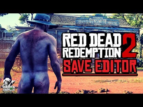 *Update* Red Dead Redemption 2 Save Editor (Edit Story Medals, Discover Horses & Equipment) thumbnail