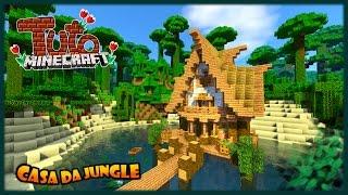 minecraft casa medieval tutorial como