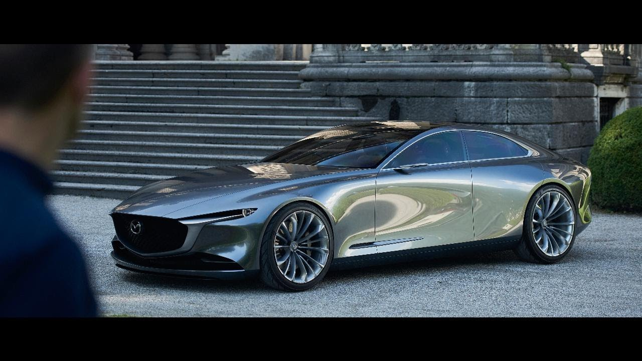 """Mazda Vision Coupe @ the Concorso d'Eleganza Villa D'Este ..."