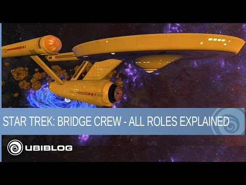 Star Trek: Bridge Crew - All Roles Explained