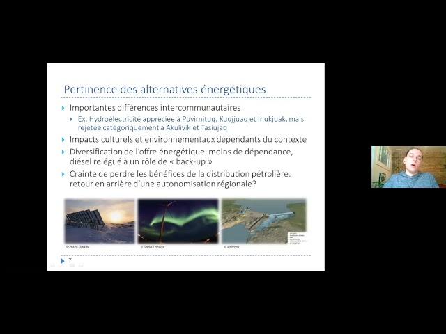 Outils de gouvernance et développement durable | Séance 2 : Colloque annuel EDS 2021