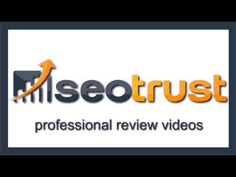 SEO Trust: Affordable Professional Review Videos