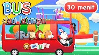 Gambar cover Lagu Anak Anak | Bus dan Lainnya | 30 Menit