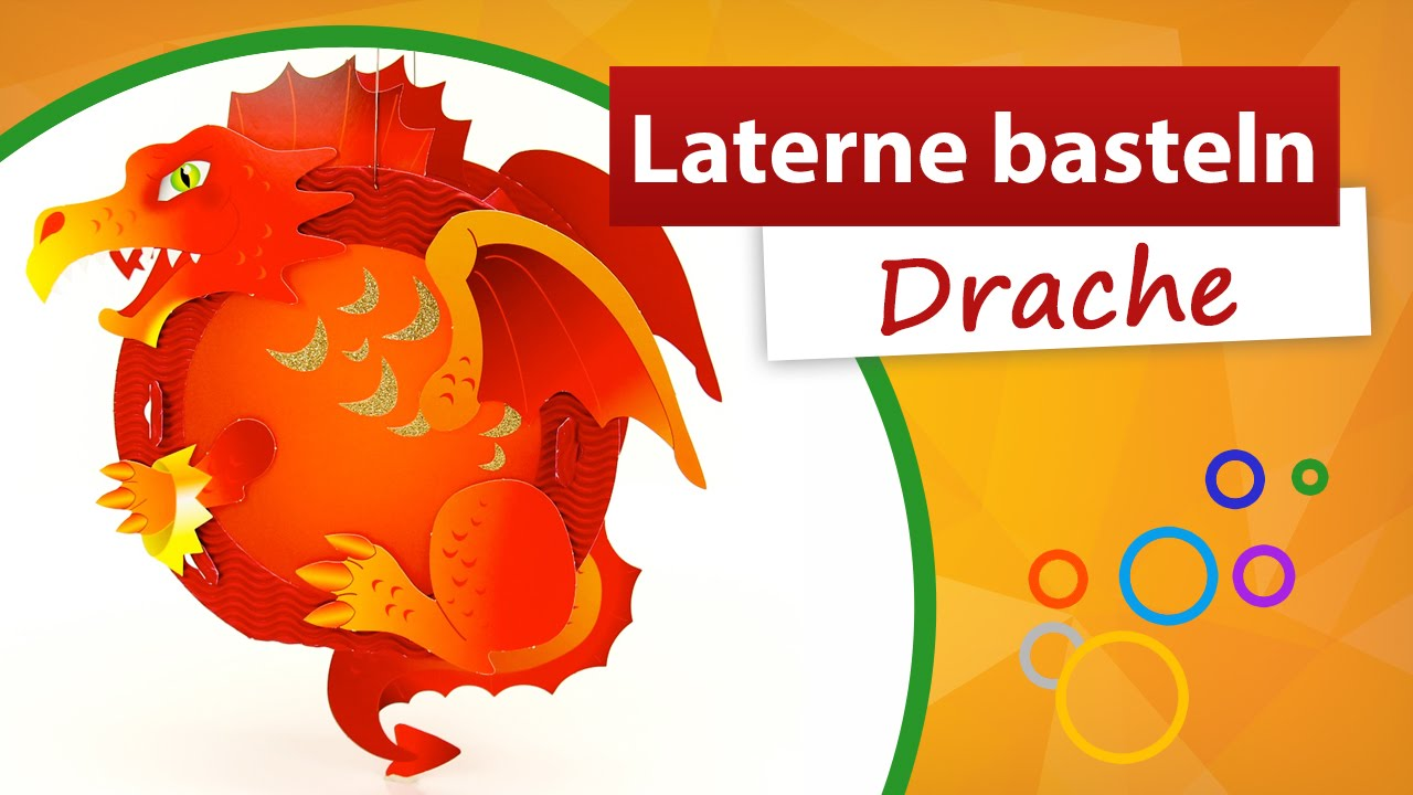 Laterne Basteln Drache St Martins Laterne Trendmarkt24