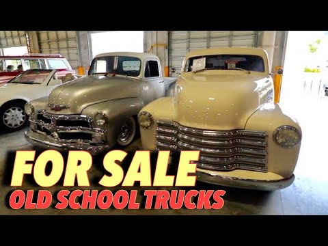 Classic Trucks FOR SALE, All Cars Must GO! - Generation Oldschool