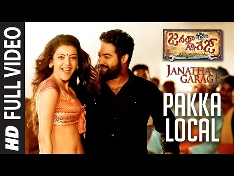 "Mix - Pakka Local Full Video Song |""Janatha Garage""
