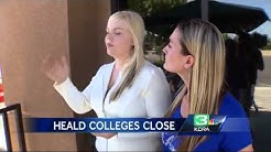 Corinthian College closing all Heald College locations