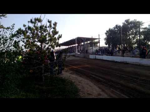 El paso County Speedway 8/29/15 Kenny Wallace