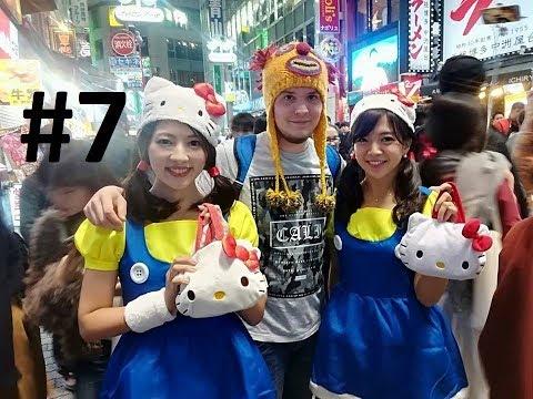 Vlog Tokyo #7   Shibuya + BONUS HALLOWEEN