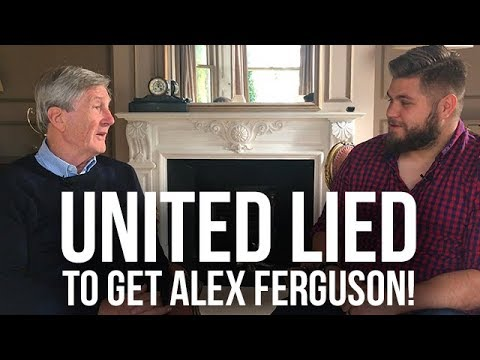 Manchester United LIED To Get Alex Ferguson | Martin Edwards Reveals All! | The Warm Down