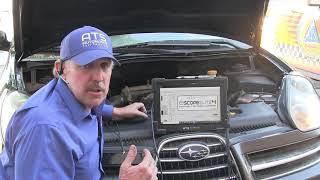 2006 Subaru Tribeca intermittent misfire