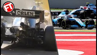 ¿¿KUBICA EN PELIGRO?? WILLIAMS VE LA LUZ