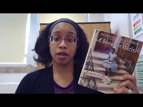 Educator Barnes Reads - A Song for Harlem