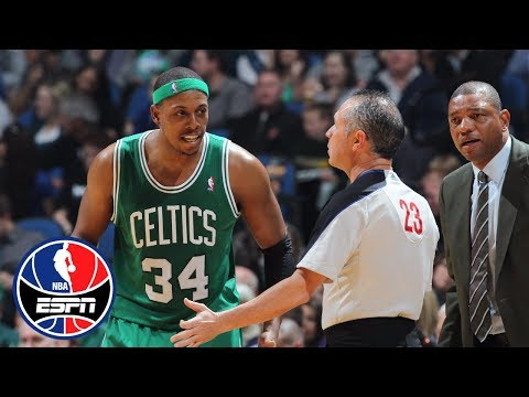 Former NBA stars explain how they used to 'manage' officials | NBA Countdown | ESPN