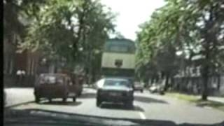 1986 Park Road Toxteth to Garston Park by car