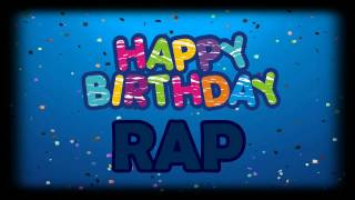 Happy Birthday RAP From My Son Kyle