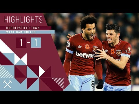 HIGHLIGHTS | HUDDERSFIELD TOWN 1-1 WEST HAM UNITED
