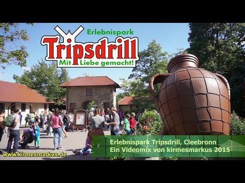 Tripsdrill - Erlebnispark - Mit Liebe Gemacht - Video Mix 2015 by kirmesmarkus