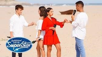 """Gruppe 6: Nicole, Carolin, Liron, Elvin mit """"Let It Go"""" von James Bay   DSDS 2020"""