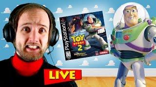 Toy Story 2 (PSX) - LIVE