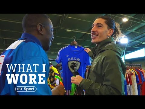 What I Wore: Héctor Bellerín