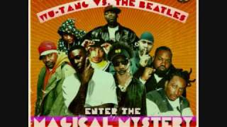 Wu-Tang Clan mixed with Beatles to the song cream Wu-Tang Clan, The...