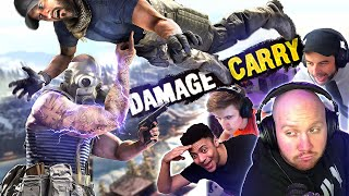 MY DAMAGE CARRIED THIS TEAM! FT. SYMFUHNY, MYTH & NADESHOT