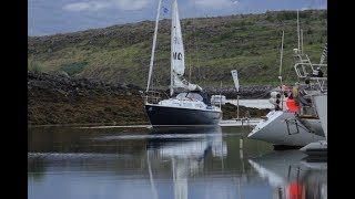 Part 1. Sailing from Norway to Iceland 2015 on a 29 ft. sailboat.