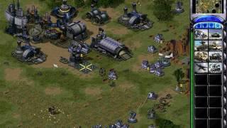 C&C Red Alert 2 Megapack Challenge 1v7 - Unholy Dataran - British