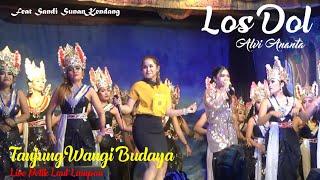 Los Dol Alvi Ananta Janger Tanjung Wangi Budaya Live Petik Laut Lampon Feat Sandi Sunan Kendang