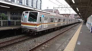 【試験投稿】東京メトロ7000系(東松山駅にて)