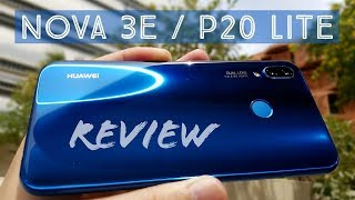 Huawei Nova 3e / P20 Lite || Unboxing and In-depth Review - Camera, Game Play, Sound Test