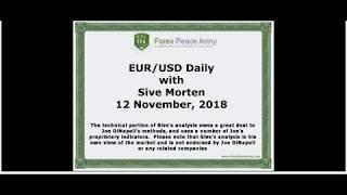 Forex Peace Army | Sive Morten EURUSD Daily 11.12.18