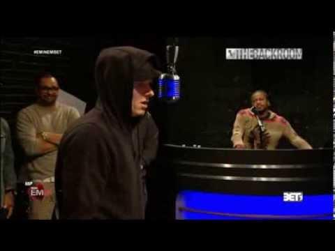 Eminem - New Freestyle (Rap City 2013 HD)