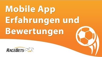 Racebets mobile App Erfahrungen und Bewertung