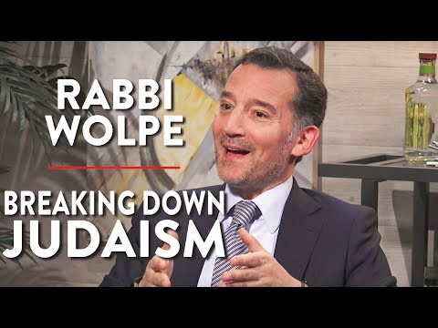 Breaking Down Judaism with Rabbi Wolpe (Pt. 1)