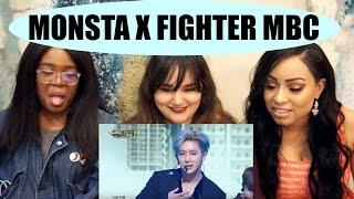 MONSTA X FIGHTER MBC PERFORMANCE || TIPSY KPOP REACTION
