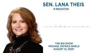 Sen. Theis talks education during COVID on Michigan's Big Show