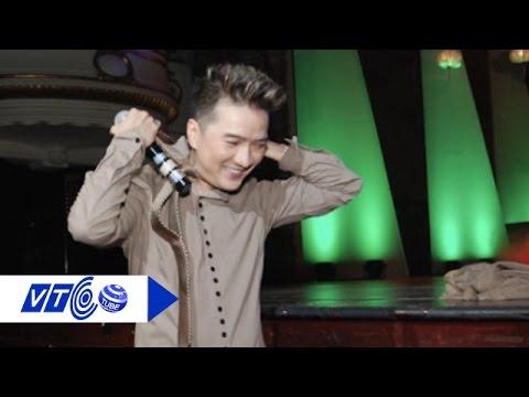 Mr Đàm 'thoát y' trong đêm nhạc 'Tan vỡ' | VTC