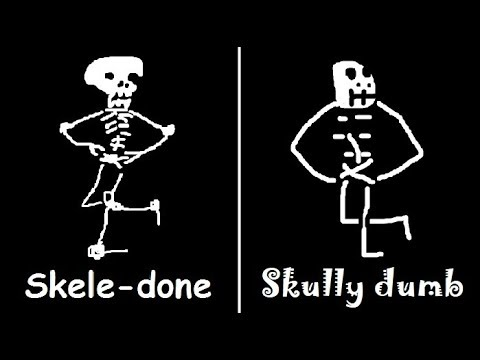 Spooky Scary Skeletons Remix In MIDI