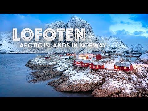LOFOTEN ISLANDS ROAD TRIP - Norway