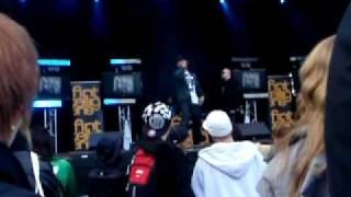 Fintelligens - Kaikkien aikojen paras @ Helsinki Narinkkatori 8.9.2010 Live