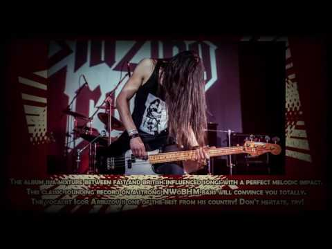 """BLAZING RUST -""""Armed To Exist"""" - offical Trailer (PURE STEEL RECORDS)"""