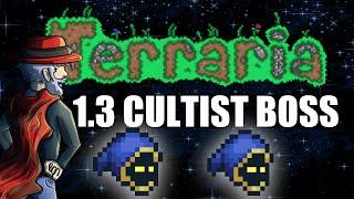Terraria 1.3 - Cultist Event (1.3 Bosses)