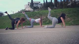 Work out with my friends Diana Cionca #8