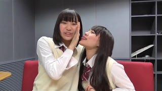 SKE48 1+1は2じゃないよ! 2015年04月20日放送分(月) 日高優月vs犬...