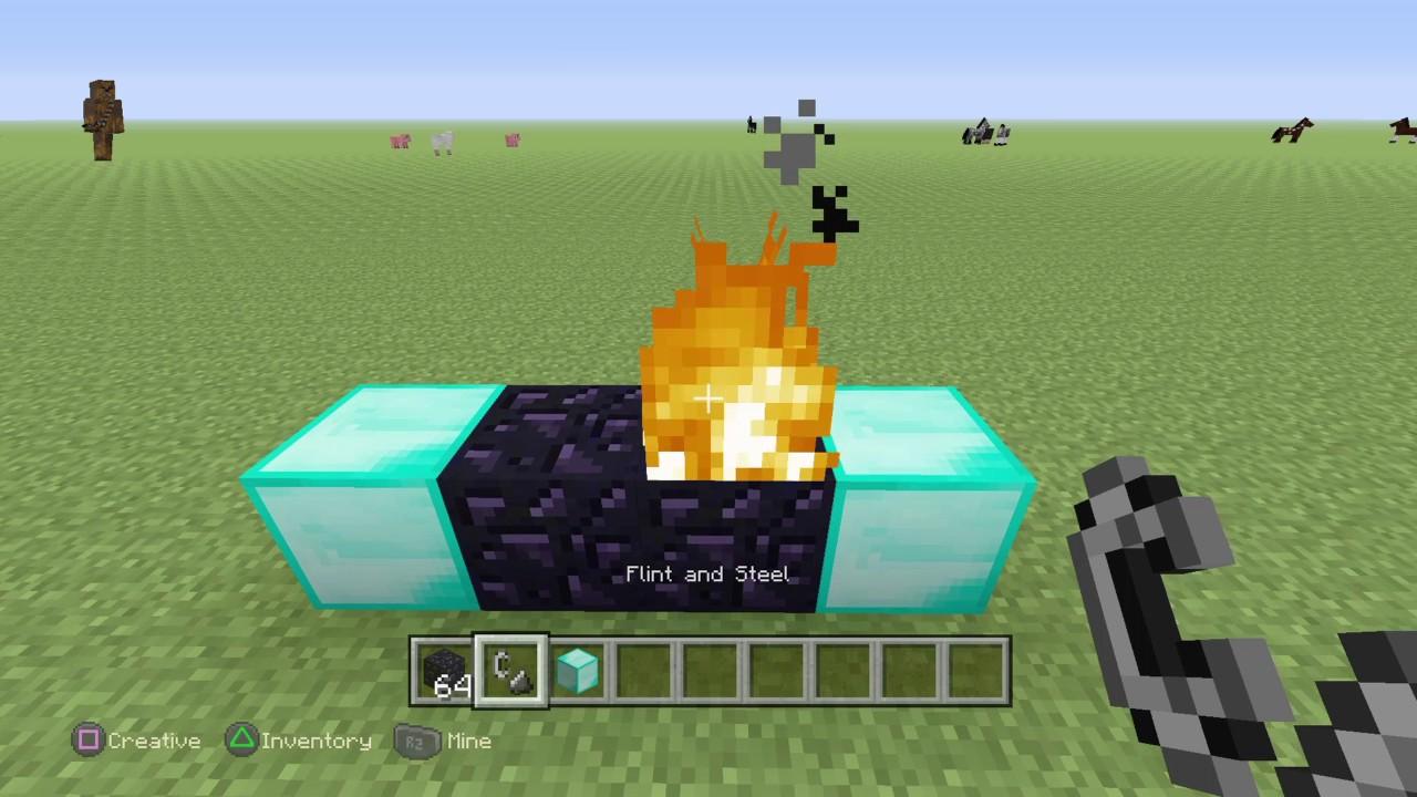 Minecraft Ps4 Hacks Youtube
